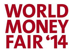 World Money Fair 2014 Logo